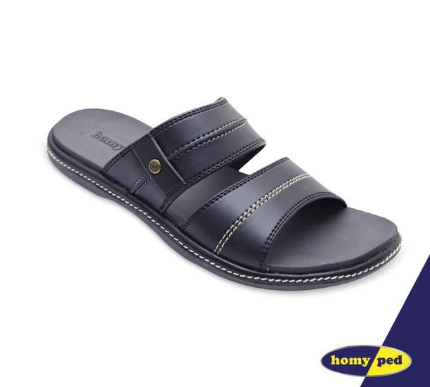 homyped sandal pria norton 02 black