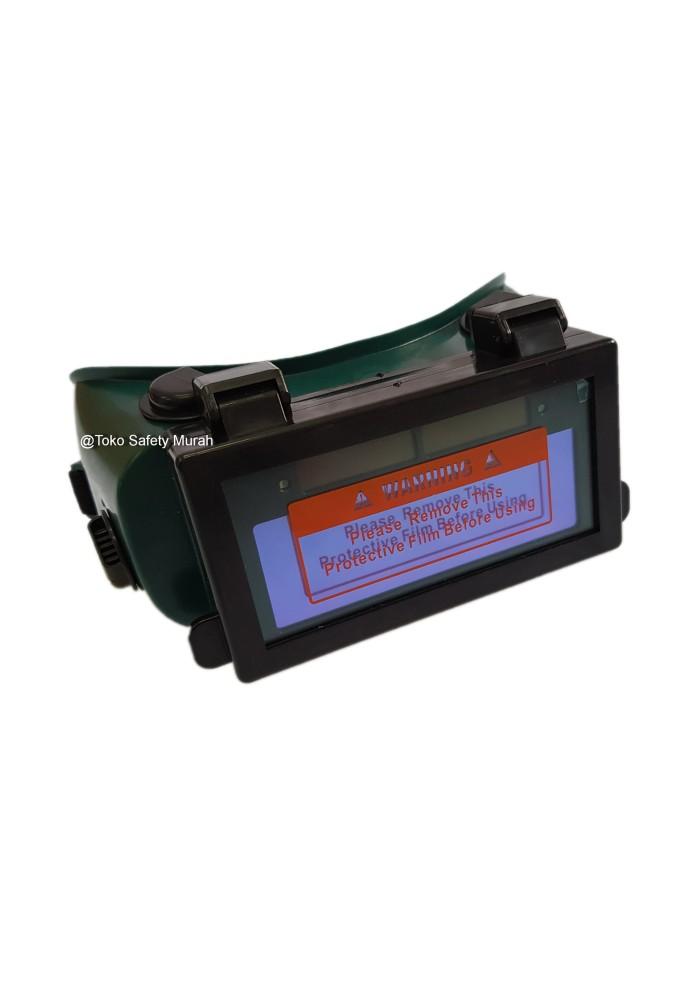 harga Kacamata las otomatis auto dark welding alat safety Tokopedia.com