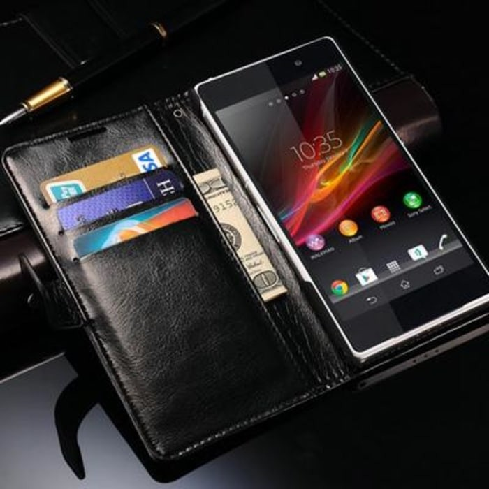 sneakers for cheap 3a430 e84fb Jual Wallet Flip Cover Casing Card PU Leather Case for Sony z3+ Xperia Z4 -  DKI Jakarta - arLiaGadget_Acc | Tokopedia
