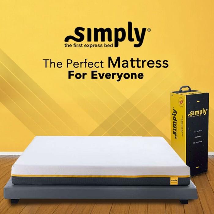 Jual Simply Bed Kasur 120x200