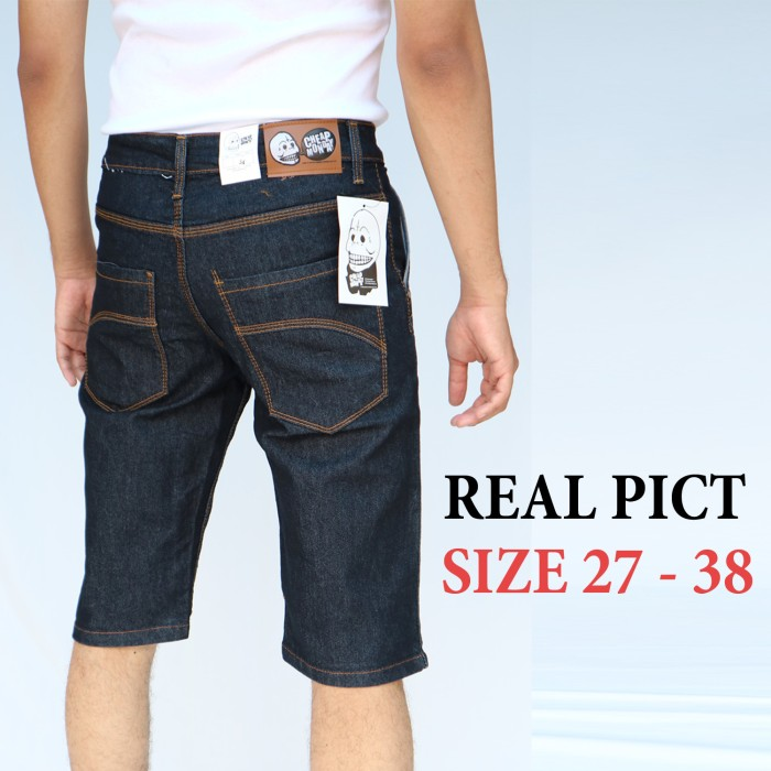 Foto Produk Celana Jeans Levis Pria Pendek Denim Stretch size 27 - 38 dari Bunda Wulan Shop