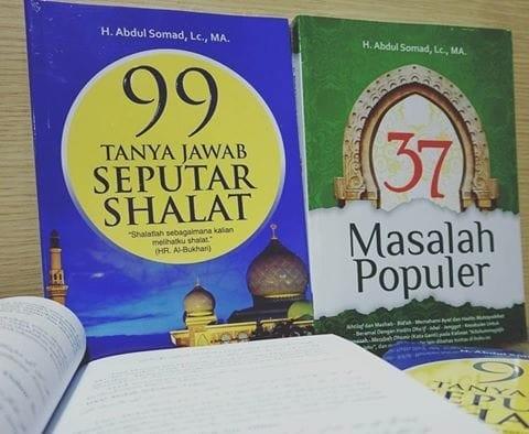 Foto Produk Buku 37 Masalah Populer & 99 Tanya Jawab Seputar Shalat dari Buku Islam Nusantara