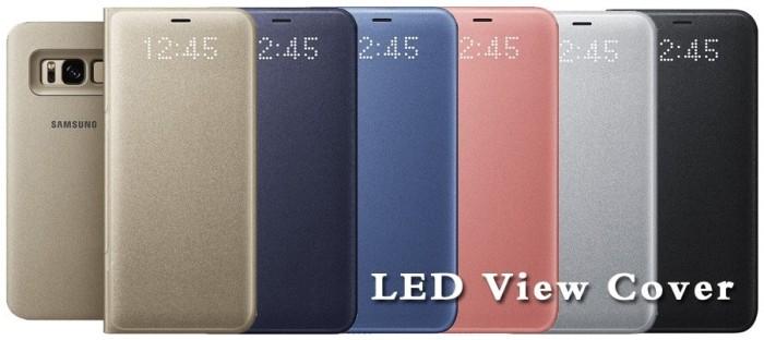 Foto Produk Sarung Samsung LED View Cover For Galaxy S8 Original dari SnowAcc