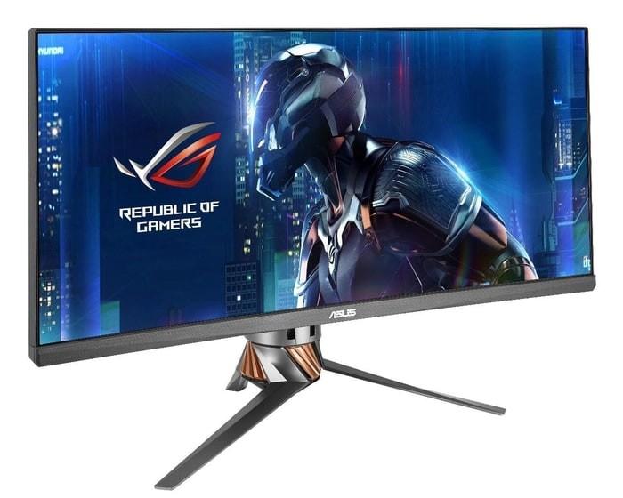 harga Led asus rog swift curved pg348q gaming monitor - 34  21:9 ultra-wide Tokopedia.com