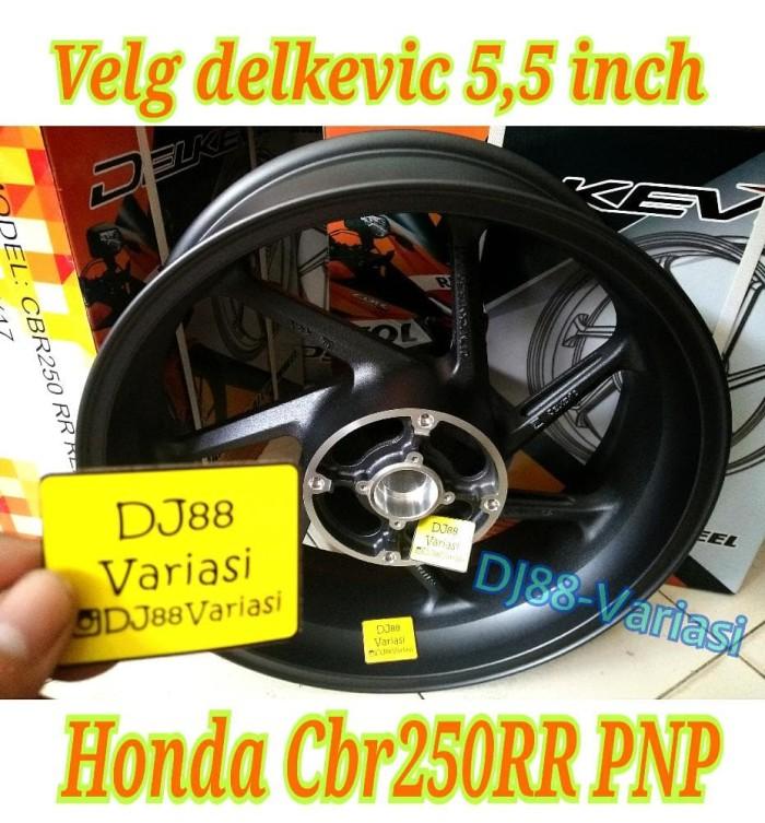 harga Velg delkevic cbr 250rr 5.5 inch inc velg belakang tapak lebar cbr250 Tokopedia.com