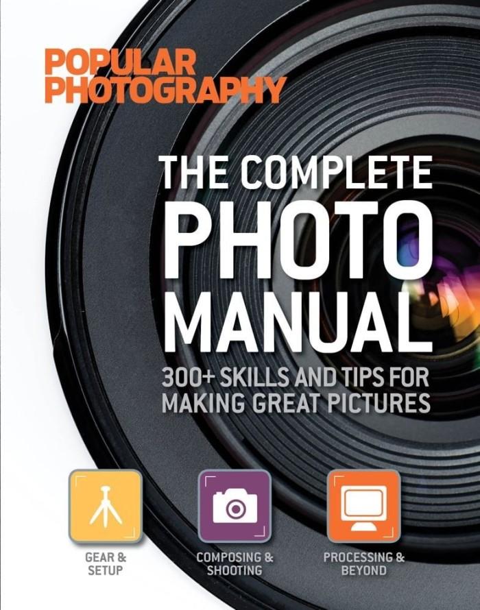 harga Majalah impor : the complete photo manual (popular photography) Tokopedia.com