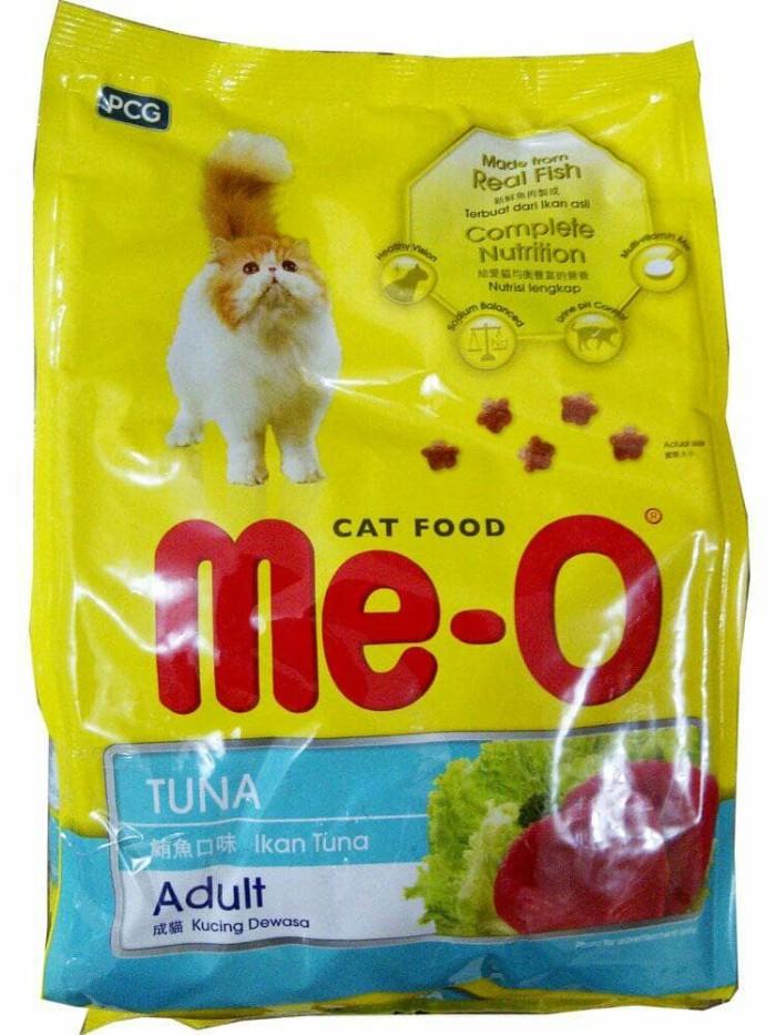 harga Pakan kucing cat food catfood meo me-o tuna 1,2 1.2 kg murah freshpack Tokopedia.com