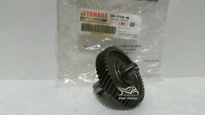 harga Gear rasio depan nouvo 2d5-e7410 yamaha genuine parts Tokopedia.com