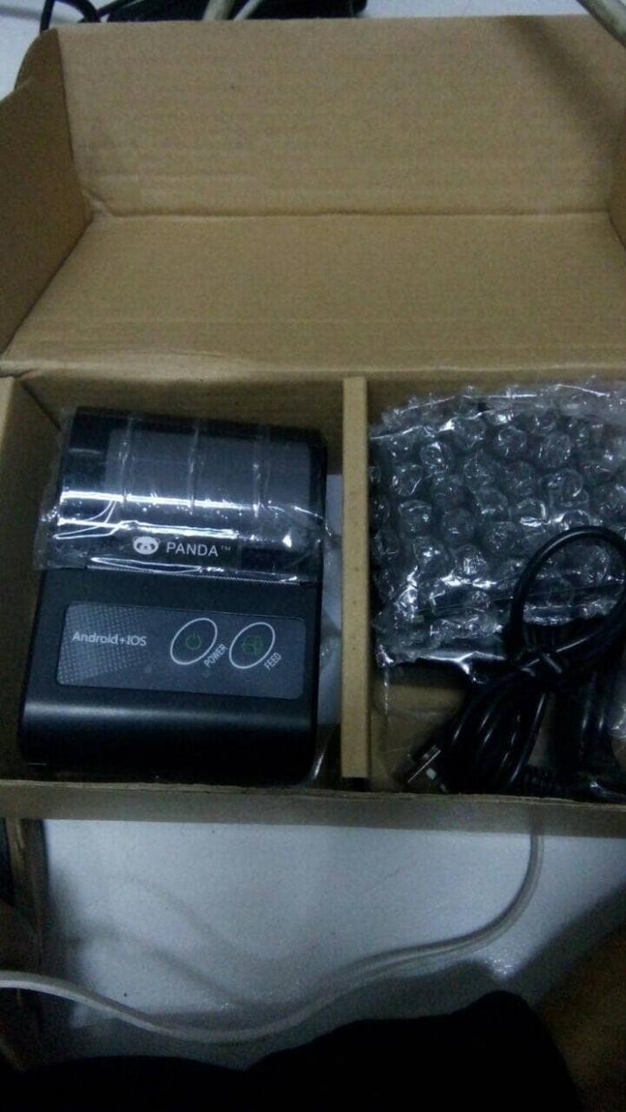 harga Printer portable bluetooth mini Tokopedia.com