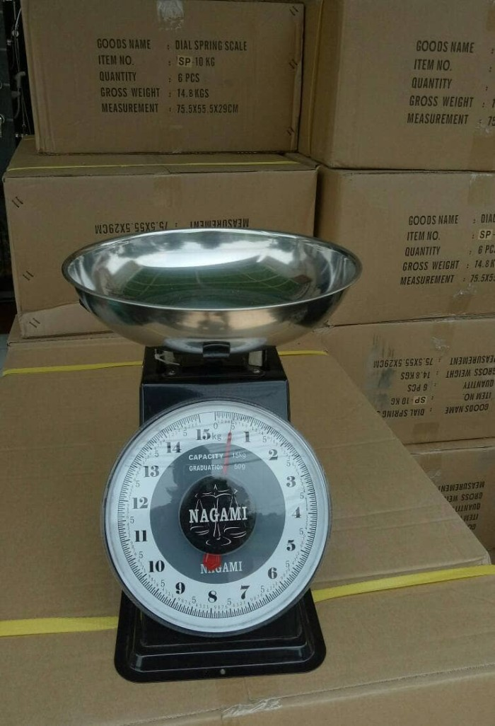harga Timbangan duduk/jam nagami 10kg murah&bagus Tokopedia.com