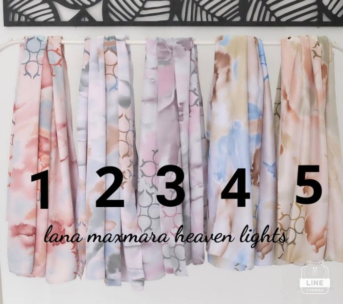 lana maxmara hijab segiempat by heaven lights