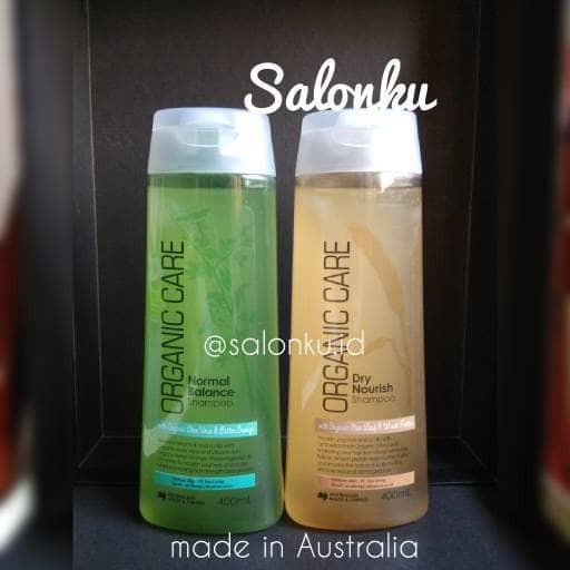 Shampoo Organic Care / Shampo Organik / Shampo Alami (from Australia)