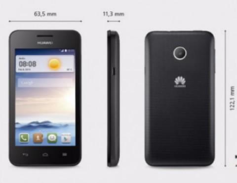 Foto Produk Huawei Ascend Y330 dari Mewah Murah