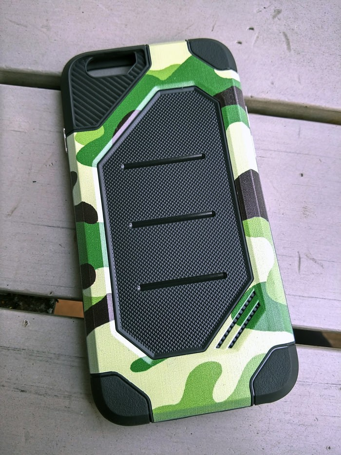 Iphone 5 5s Army Military Sport Tech Armor Soft Case Back Case Cover