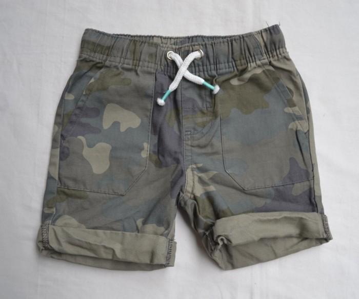Gymboree Boys Bermuda Cargo Shorts
