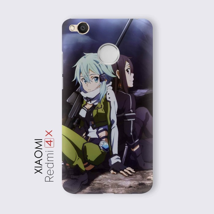 huge discount 76ae1 b16e3 Jual Xiaomi redmi 4x Casing Hardcase 3D Fullprint Custom Case Anime SAO -  Kota Tangerang - CASE SUPERSTORE | Tokopedia