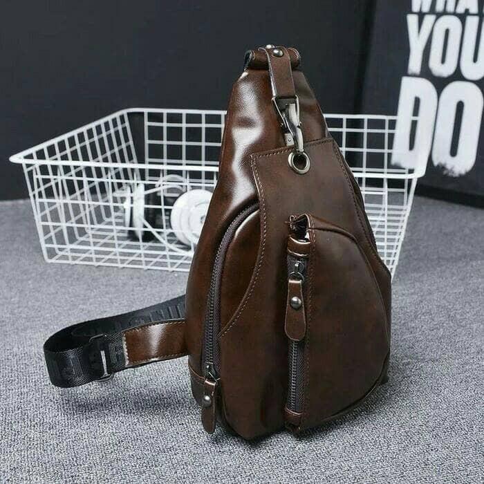 tas selempang pria import slingbag slempang tas kulit tas matrix impor ea3c553e25