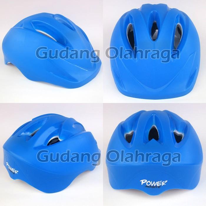 Helm Sepeda I Helm Sepatu Roda I Helm Skateboard Merah - Spesifikasi ... 0292ef2d2d