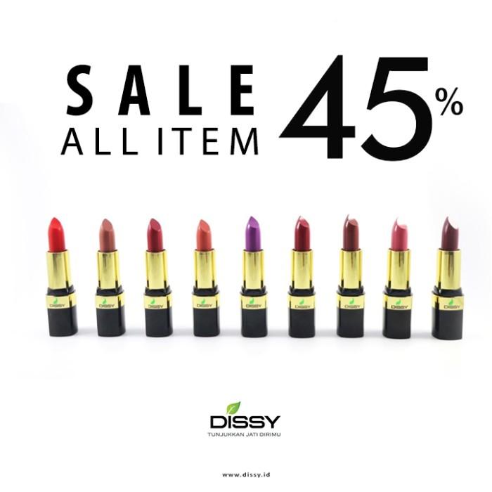 harga Dissy colour lipstick Tokopedia.com