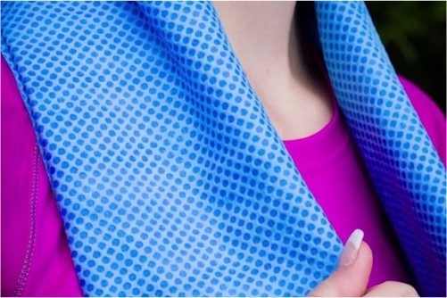 harga Handuk sport/traveling cooling /2pcs - cmt6643 biru Tokopedia.com