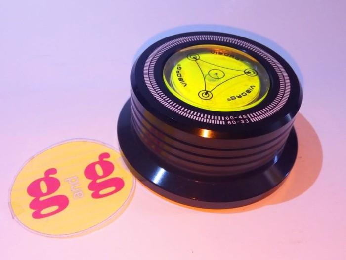 harga 3 in 1 turntable/ vinyl/ phono/ piringan hitam stabilizer clamp Tokopedia.com