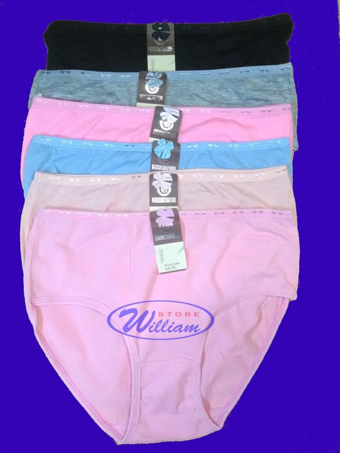 Jual Celana Dalam Wanita Murah Import Merk SAY YES ART. 2904 ... 28fd35997e