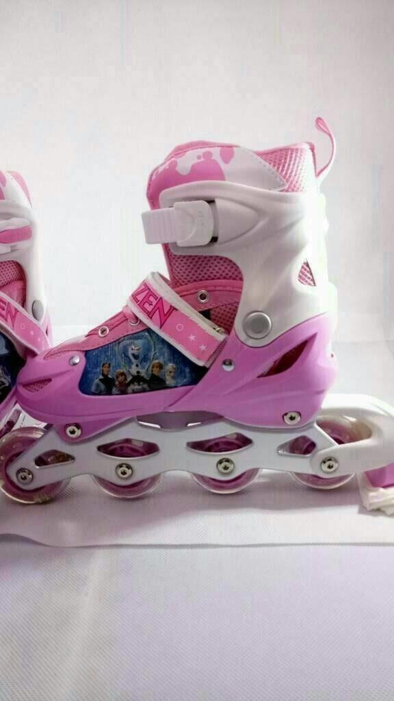 Katalog Sepatu Roda Anak Frozen Travelbon.com Harga ... e14828daeb
