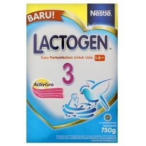 harga Lactogen 3 gold 750 gr Tokopedia.com