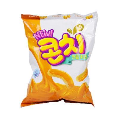Corn chee snack korea