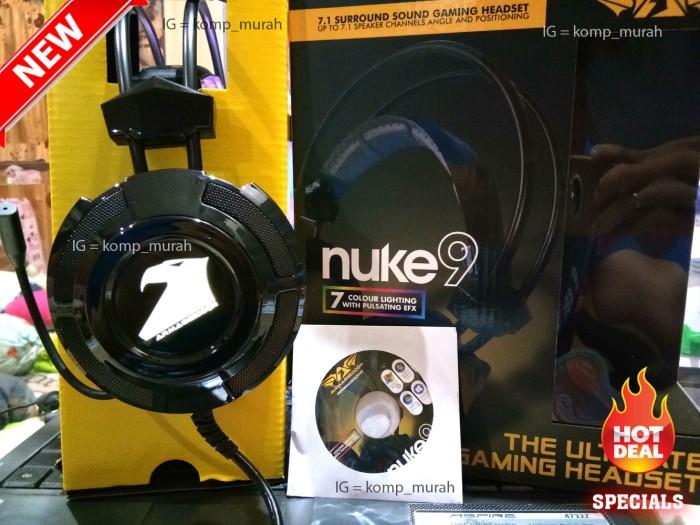 harga Armaggeddon headset gaming nuke 9 - 2017 edition Tokopedia.com