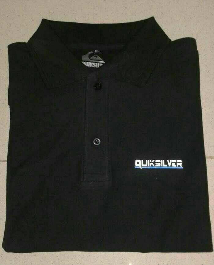 harga Big size 3xl-4xl /kaos polo shirt quiksilver pria distro Tokopedia.com