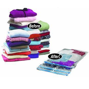 harga Vacuum compression bags clothes Tokopedia.com