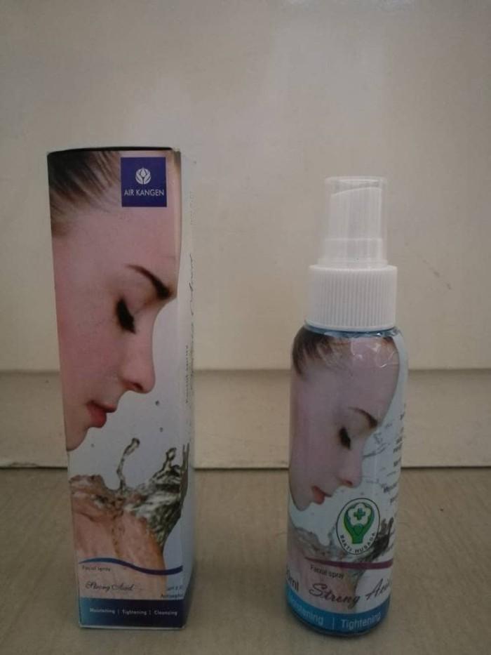 Strong Acid Kangen Water Facial Spray 100 ml (TERMURAH!!!)