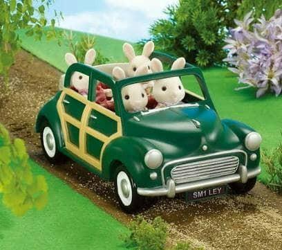 harga Sylvanian families rare - family car Tokopedia.com