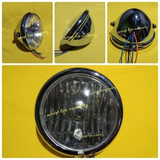 harga Headlamp reflektor lampu depan model cb old vixion scorpio tiger rxk Tokopedia.com