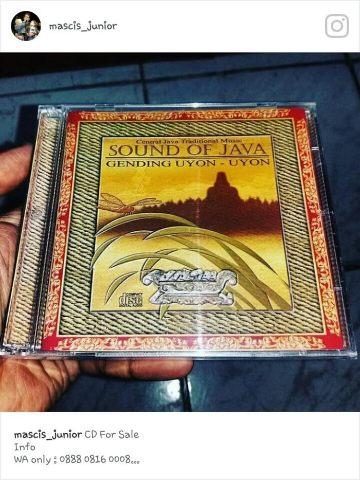 harga Cd sound of java gending uyon uyon - musik gamelan jawa tengah Tokopedia.com