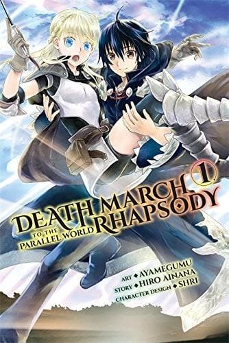harga Death march to the parallel world rhapsody vol. 1 (manga) Tokopedia.com