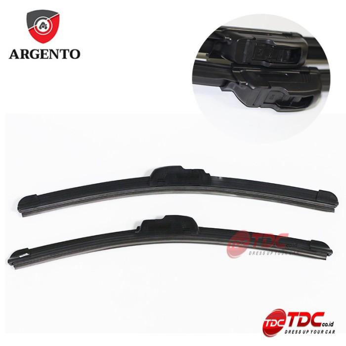 harga Daihatsu ayla argento wiper blade pisang  21 & 14 inches Tokopedia.com