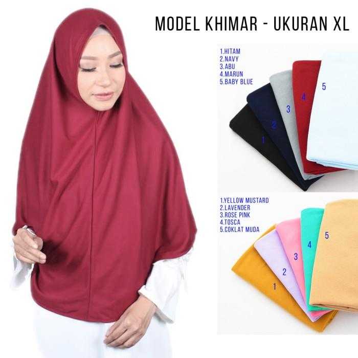 harga Hijab instan najwa xl - jilbab instan - najwa murah - kerudung khimar Tokopedia.com