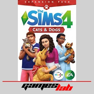 harga Pc Games The Sims 4 + Cats & Dogs Bundle Pack Origin Cd Key Tokopedia.com