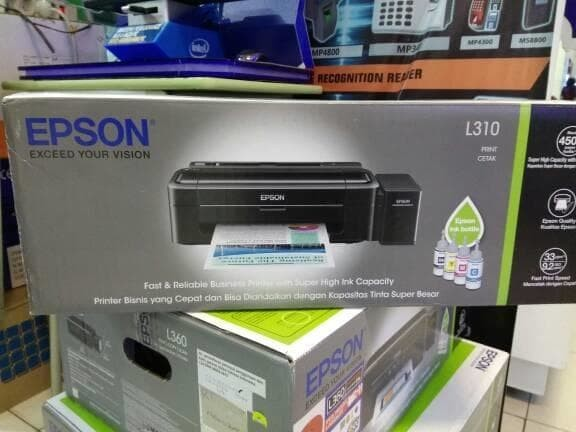 harga Printer epson l310 single function ink jet Tokopedia.com