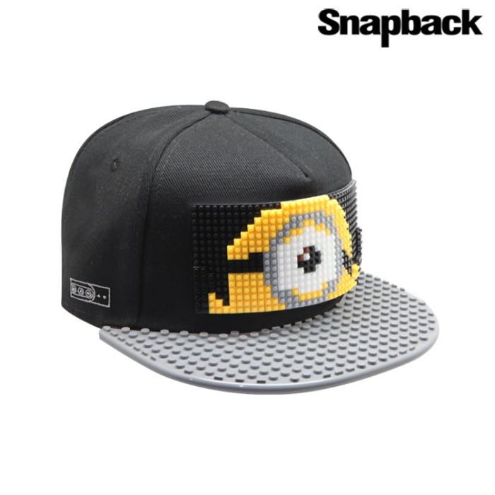 Jual Snapback Topi Hiphop Dewasa Lego Minnion ( Black ) - Snapback ... 9c5e4f4ef6