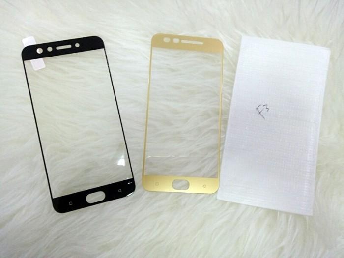 Jual Tempered Glass Warna Oppo F3 Tempered Glass Tg Tokopedia