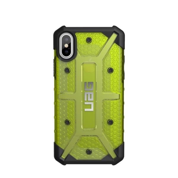 harga Uag iphone x plasma series case - citron/black Tokopedia.com