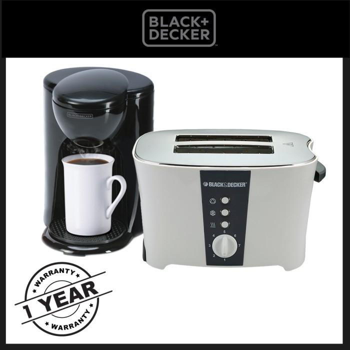 harga Promo Black & Decker Kitchen Set Beli 1 Dapat 2 As2p-et122-dcm25 Tokopedia.com