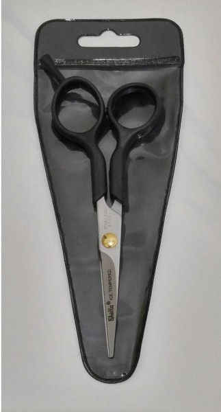 Foto Produk Gunting Potong Rambut Barber SHILLA Ice Tempered Stainless Steel dari riski KusumaOLSHOPEE