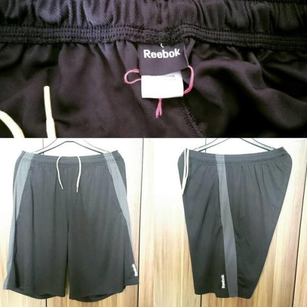 Foto Produk original reebok branded celana pria,olahraga basket,sepeda,lari dll dari riski KusumaOLSHOPEE