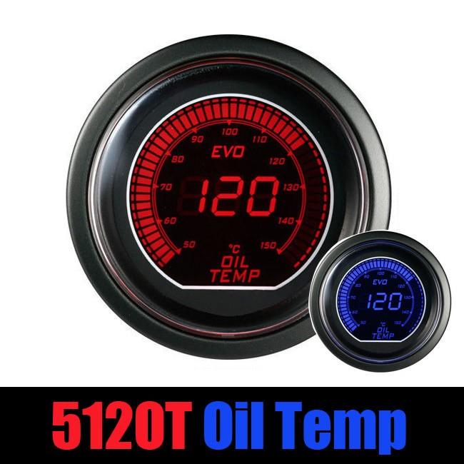 harga 2  autogauge 512ot digital evo oil temp Tokopedia.com