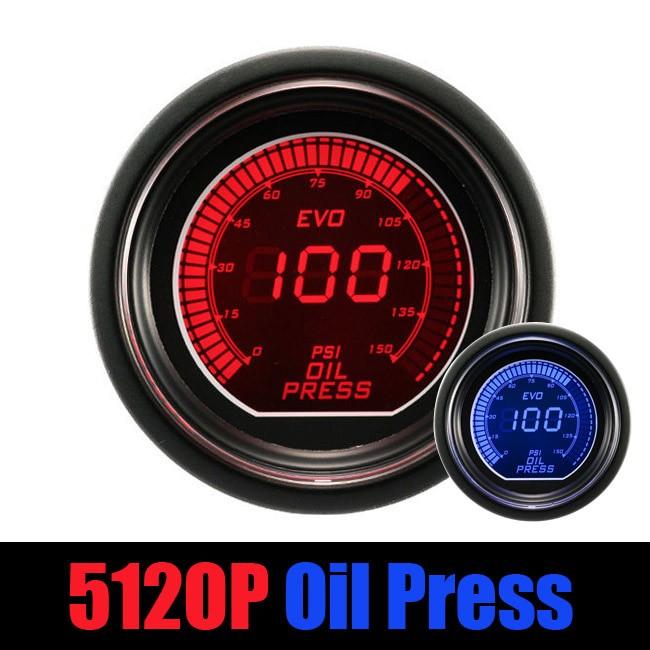 harga 2  autogauge 512op digital evo oil press Tokopedia.com