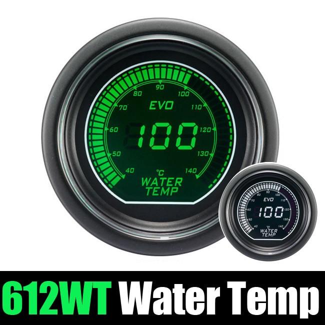 harga 2  autogauge 612wt digital water temp Tokopedia.com